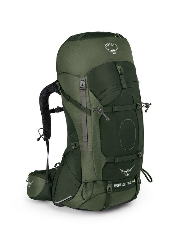 Osprey Aether AG 70 Backpack Review