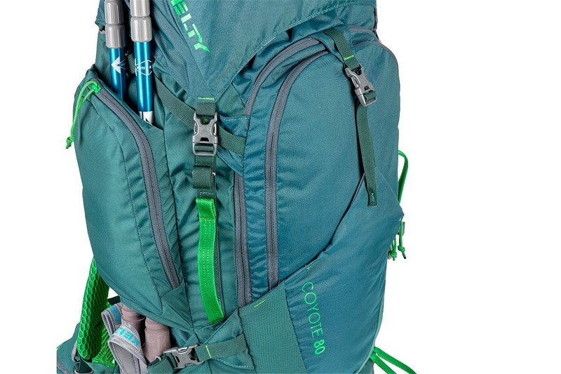 Kelty Coyote 80 Backpack Review Features