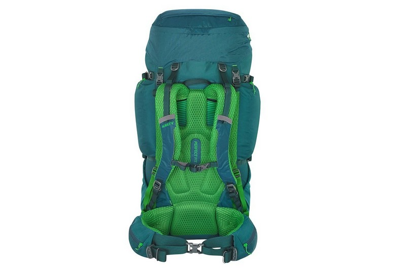 Kelty Coyote 80 Backpack Review Perfect Fit Suspension system