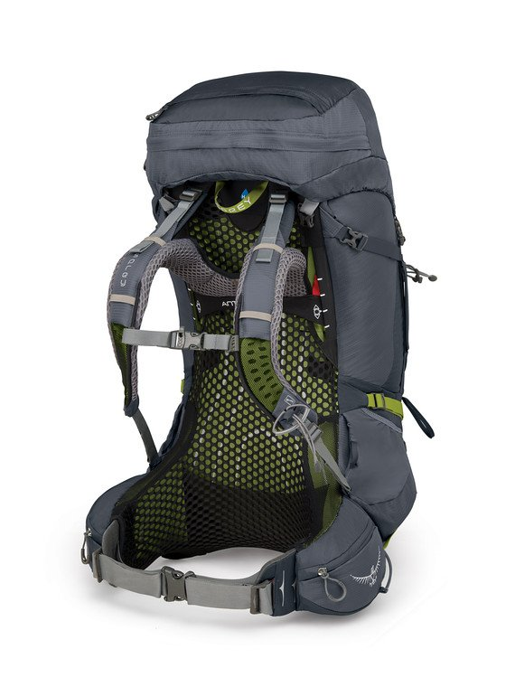 Osprey Atmos 65L Backpack frame view
