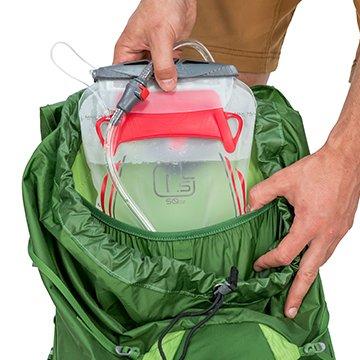 Osprey exos 58 backpack hydration reservoir sleeve