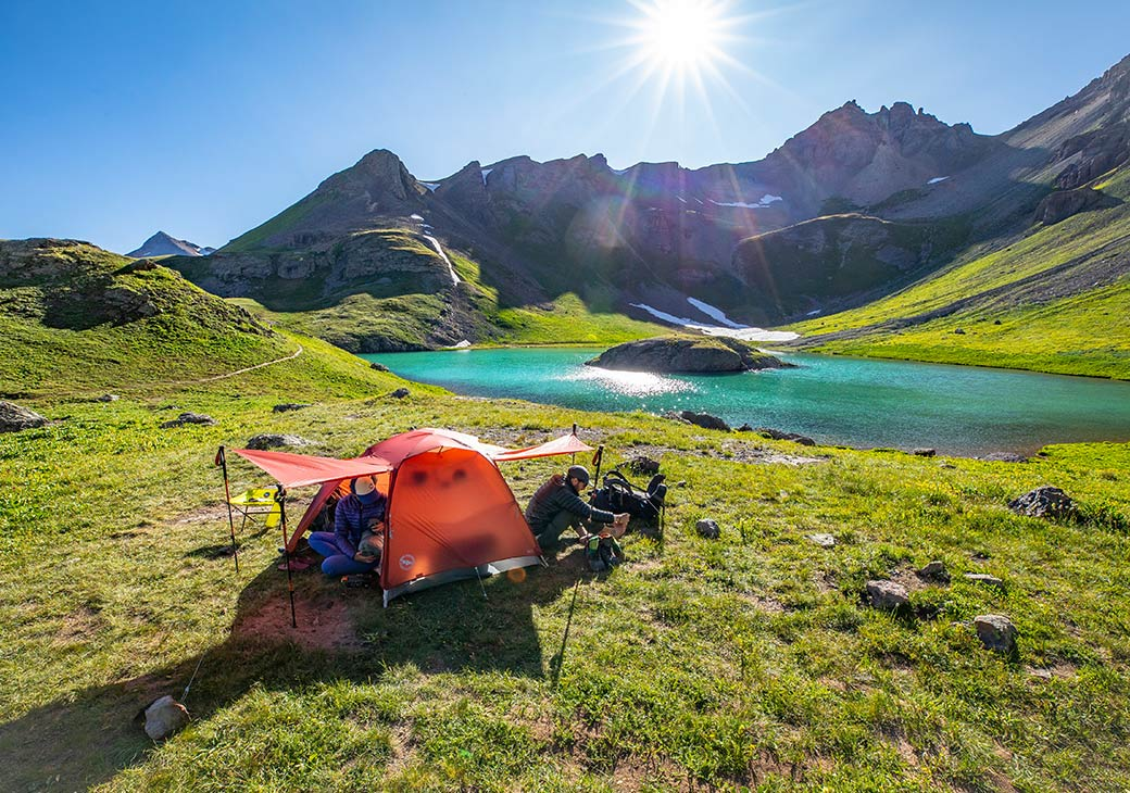 big agnes copper spur hv ul2 backpacking tent review