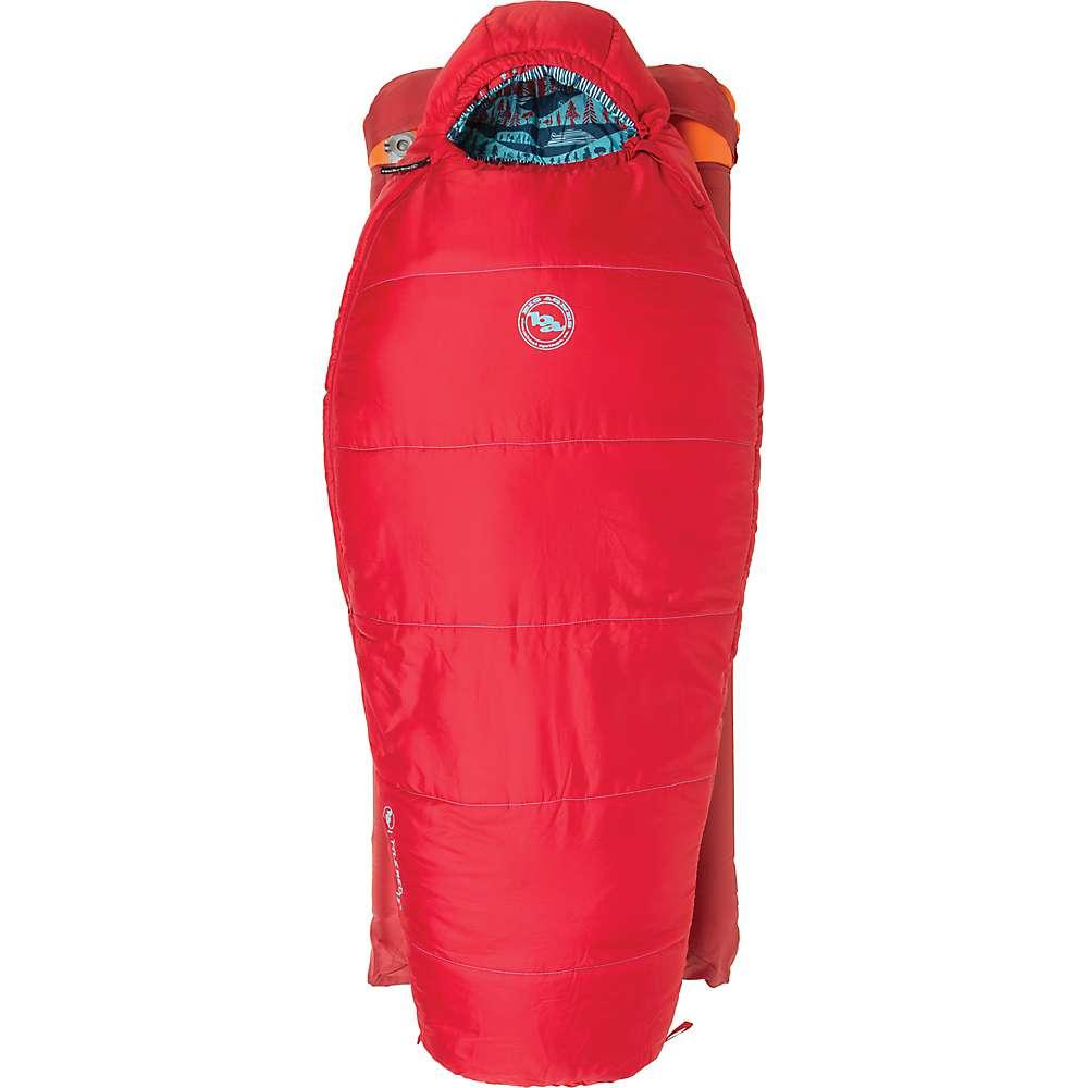 Big Agnes Kids' Little Red 15 Degree Sleeping Bag