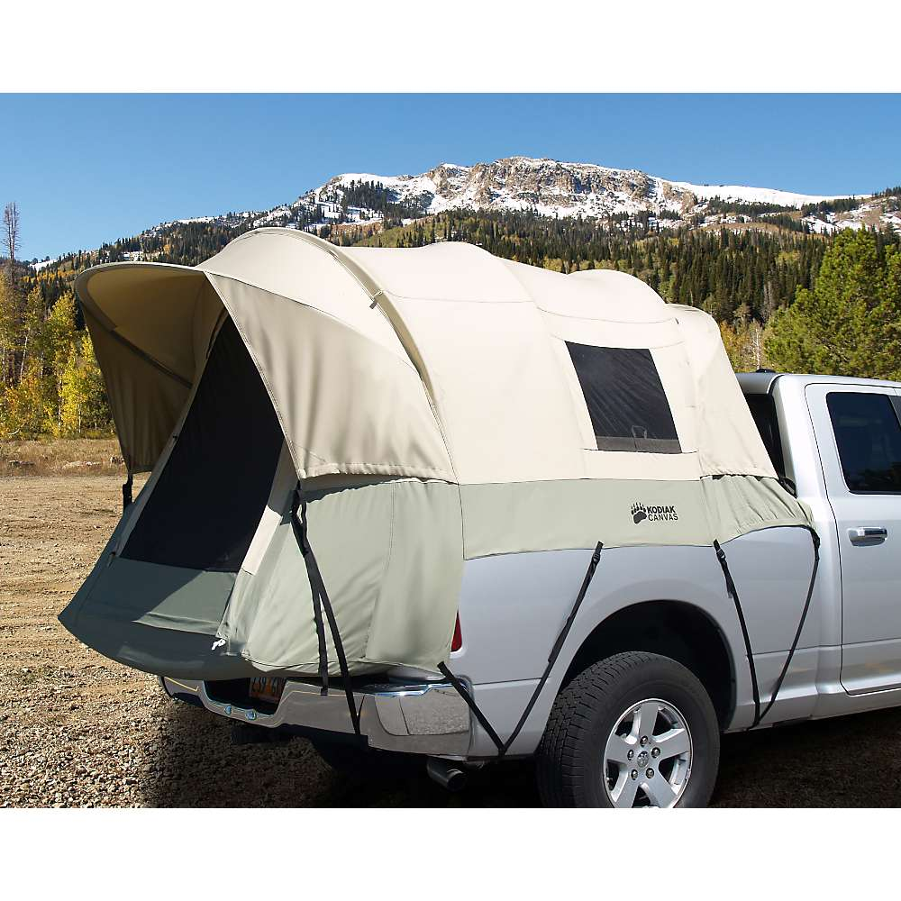 Kodiak Canvas Canvas Truck Bed Tent Mid-Sized