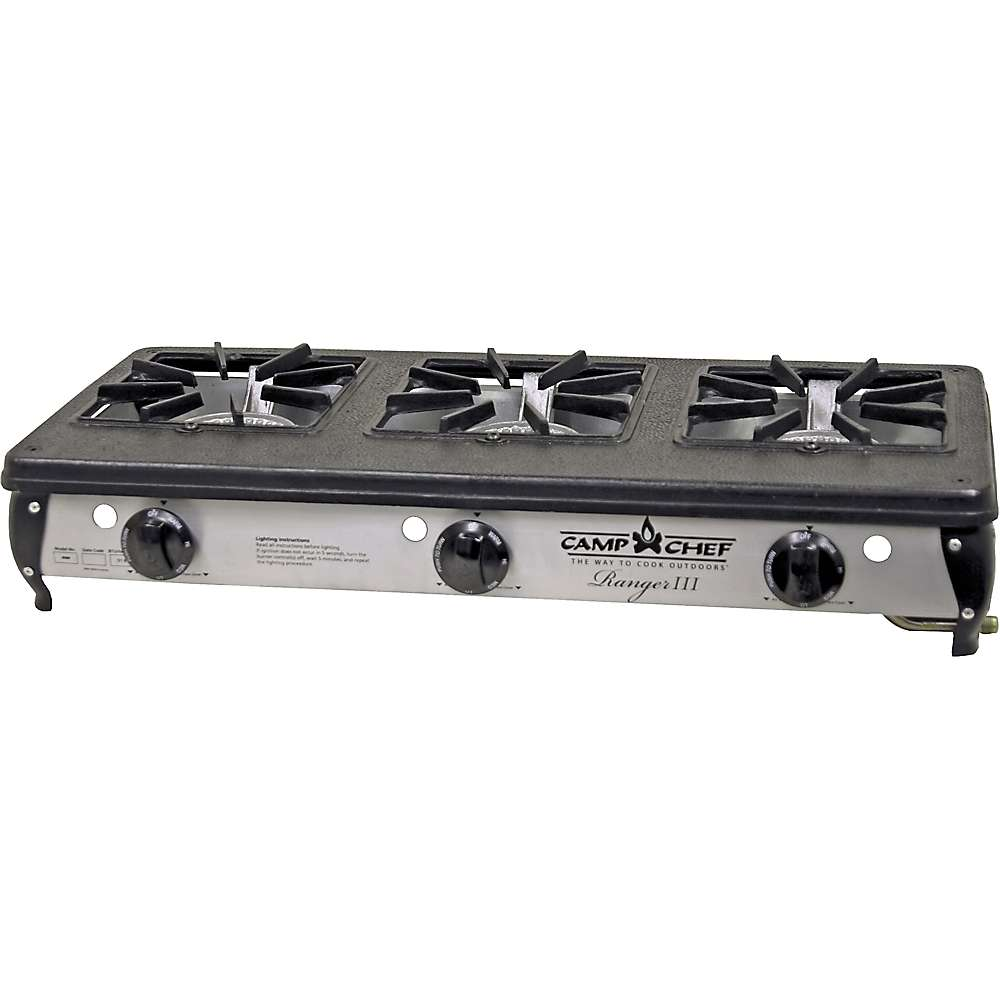 Camp Chef Ranger III Table Top Stove