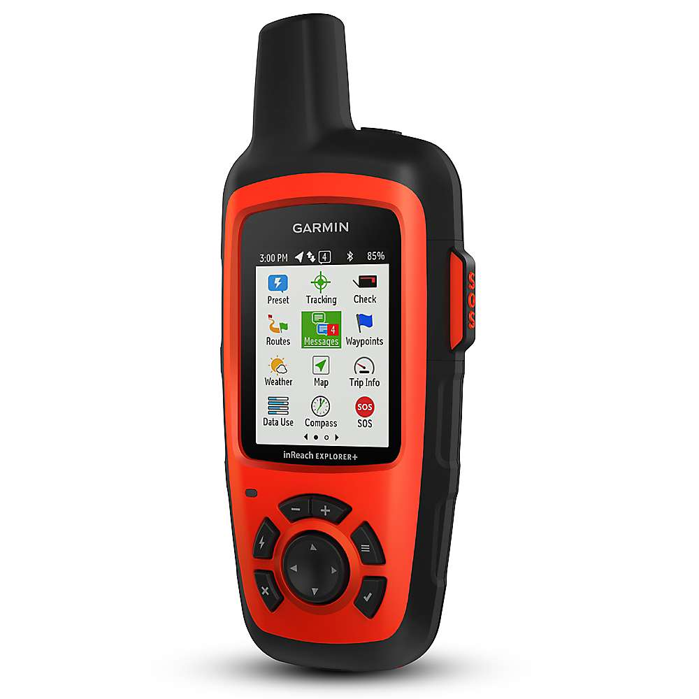 Garmin inReach Explorer SE+ Satellite Communicator with GPS