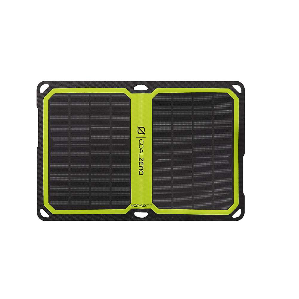 Goal Zero Nomad 7 Plus Solar Panel w/ Sunpower