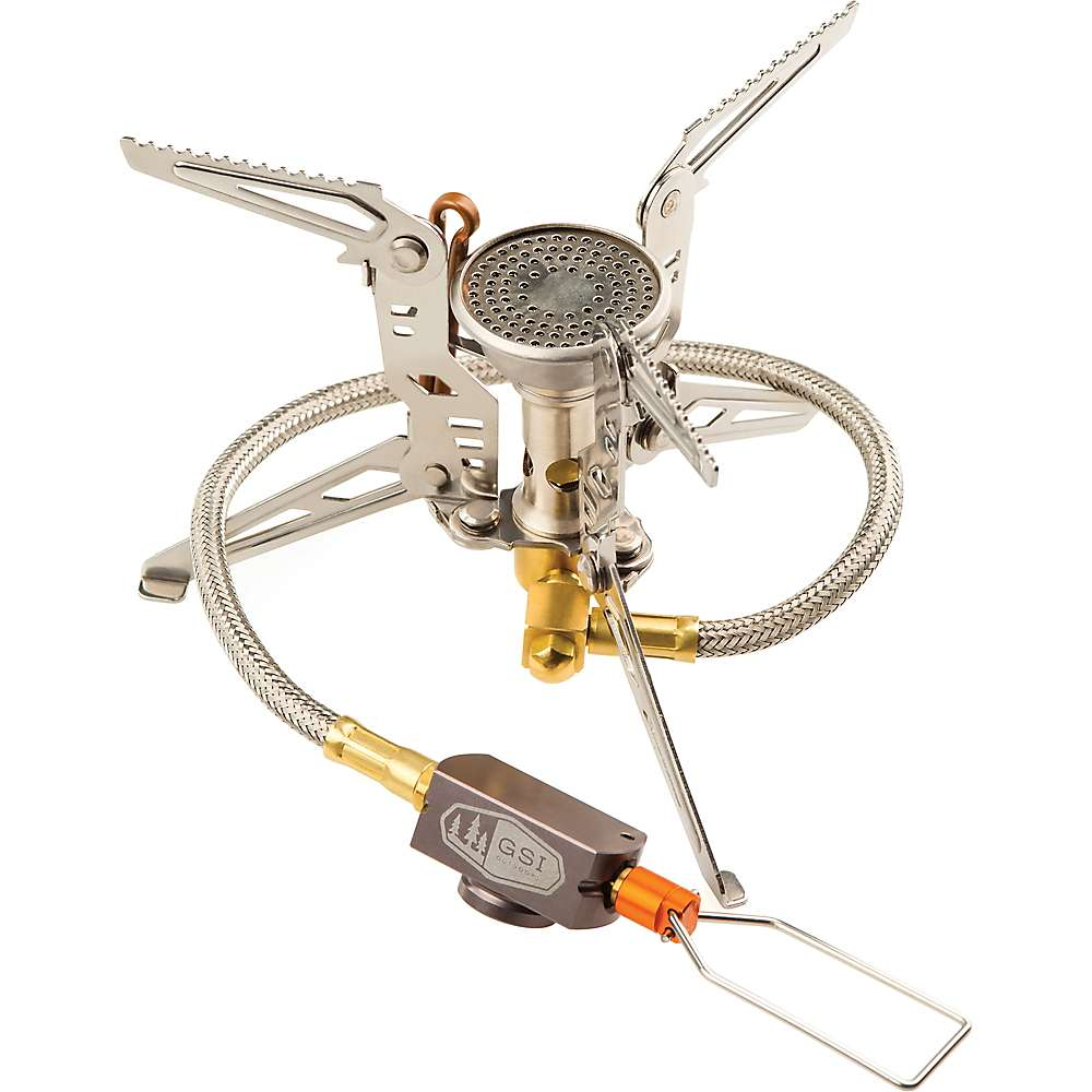 GSI Outdoors Pinnacle 4 Season Remote Canister Stove