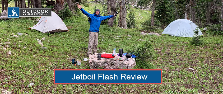 jetboil flash cooking system review