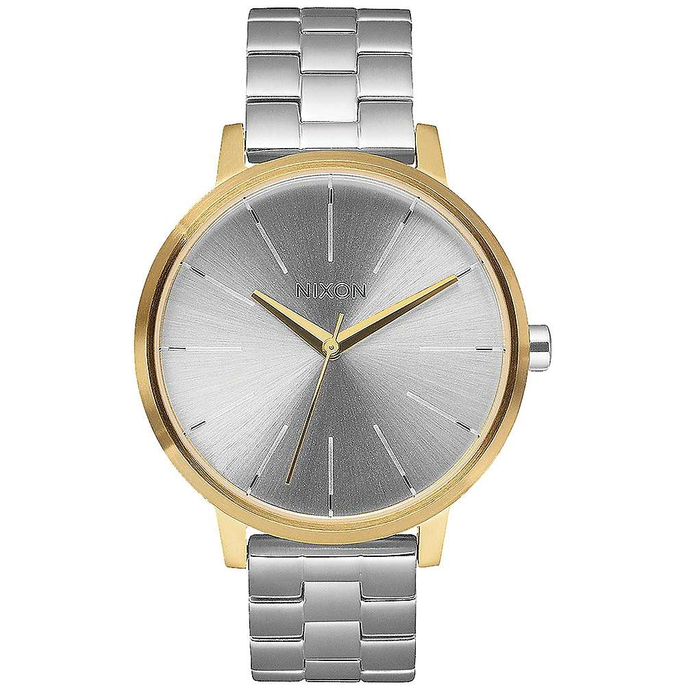 Nixon Women's Kensington Watch - One Size - Gold / Silver / Silver