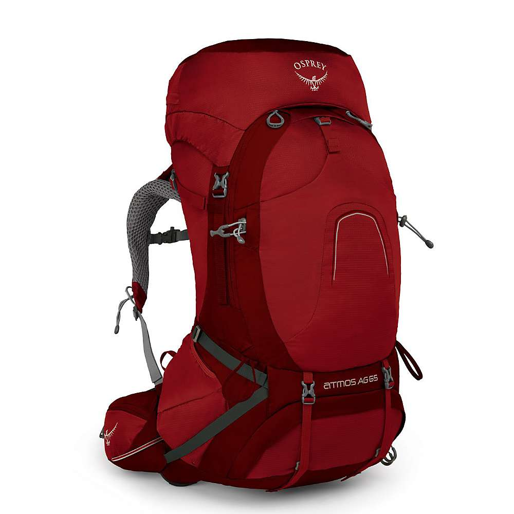 osprey atmos ag 65 backpacking backpack review