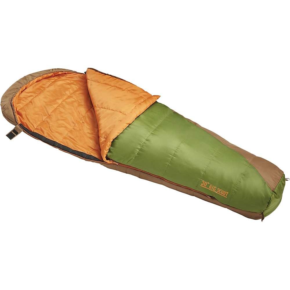 Slumberjack Boys' Big Scout 30 Degree Sleeping Bag