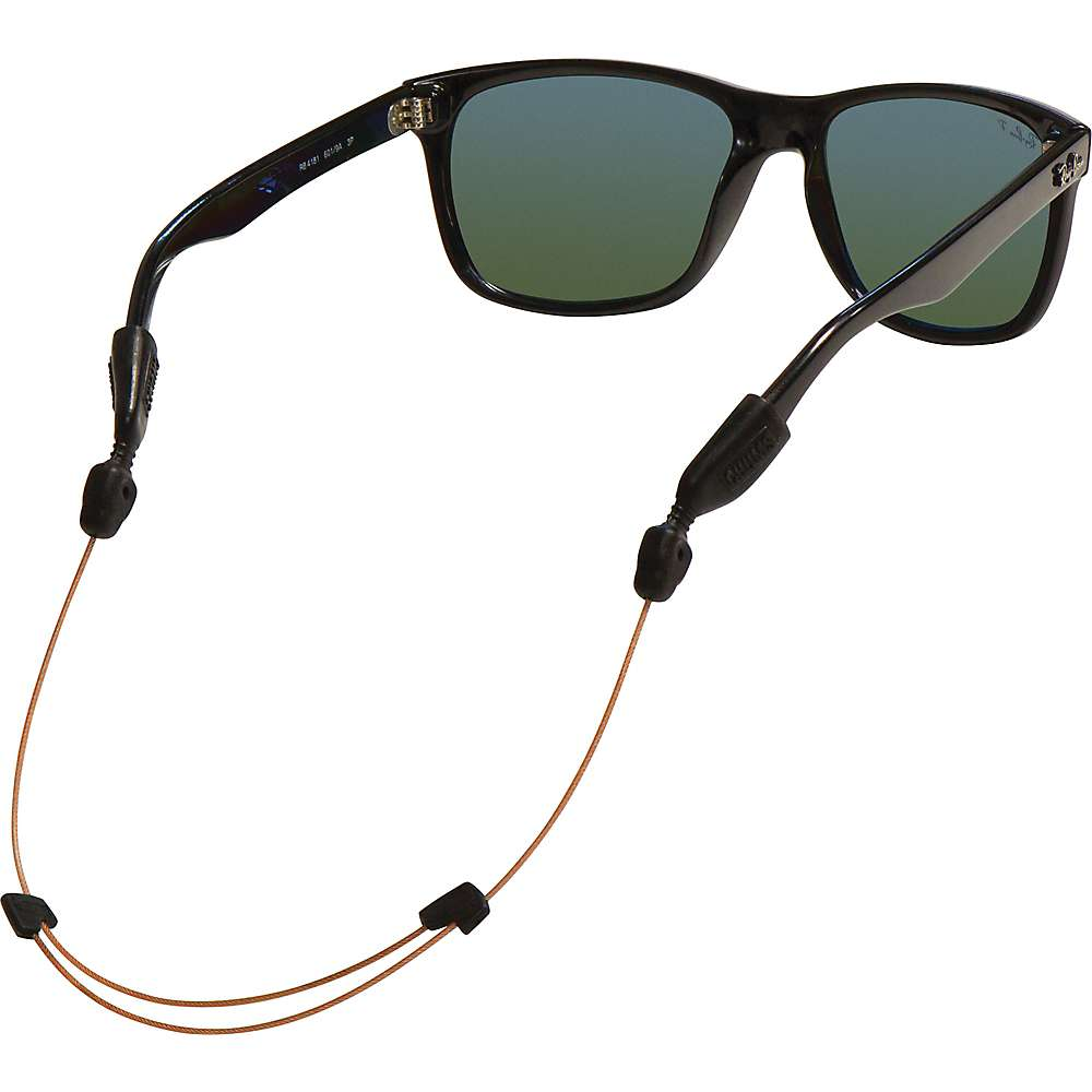 Chums Adjustable Orbiter Sunglass Keepers - One Size - Copper