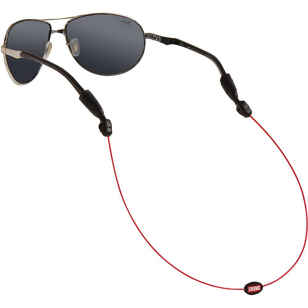Chums Mono Orbiter Eyewear Retainer - One Size - Red