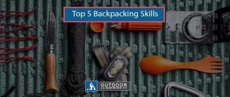 backpacking skills