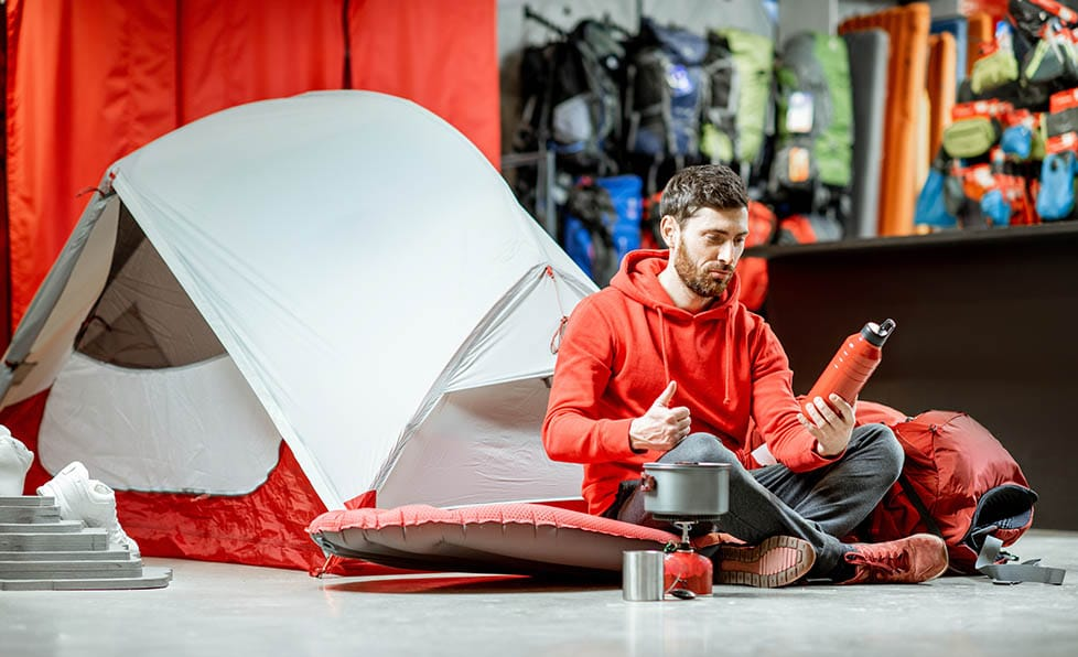 where to buy backpacking gear
