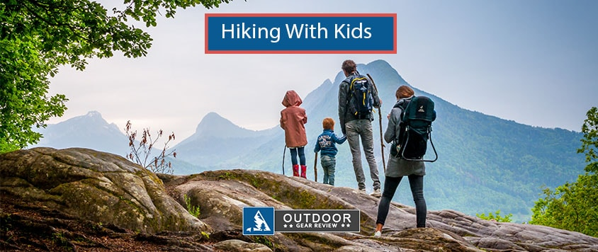 8 Tips For Hiking With Kids