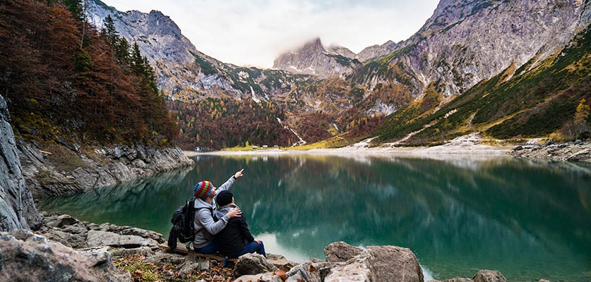 benefits of backpacking
