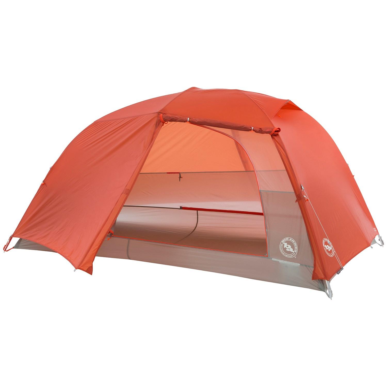 Big Agnes Copper Spur HV UL 2 Tent 2021 in Orange | Nylon/Polyester