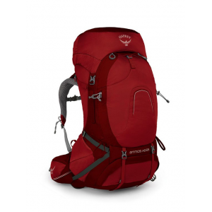 OSPREY - ATMOS AG 65 PACK - SMALL - Rigby Red