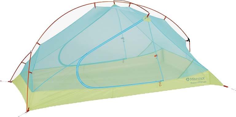 Marmot Superalloy 2P Tent